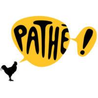Logo Pathé client Tisspark & Facilities