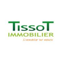 Logo Tissot Immobilier client Tisspark